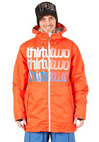 THIRTYTWO Shakedown Snow Jacket orange