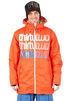 THIRTYTWO Shakedown Snow Jacket orange