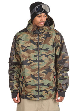 THIRTYTWO Shiloh 2.0 Shell Jacket 2012 camo