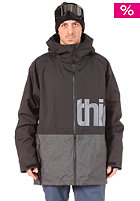THIRTYTWO Shiloh II Snow Jacket black rinse