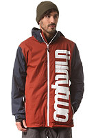 THIRTYTWO Shiloh Jacket clay