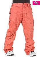 THIRTYTWO Slauson Snow Pant burnt orange