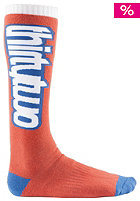 THIRTYTWO Slugger Socks orange