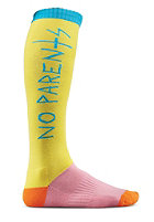 THIRTYTWO Spring Break Socks neon