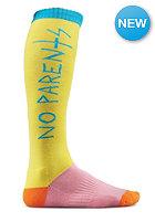 THIRTYTWO Spring Break Socks neon