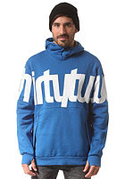 THIRTYTWO Stamped Fleece Hooded Sweat enamel blue