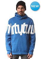 THIRTYTWO Stamped Fleece Hooded Sweat enamel blue