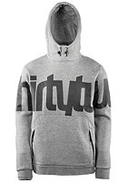 THIRTYTWO Stamped Fleece Hooded Sweat grey/heather