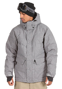 THIRTYTWO Stover Jacket 2012 grey/heather