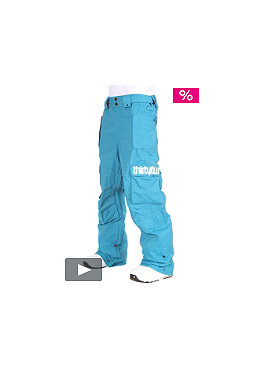 THIRTYTWO THIRTYTWO Blahzay Pant 2012 pacific blue (S) Blue
