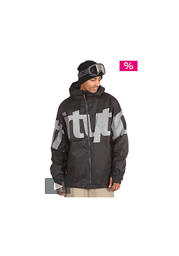 THIRTYTWO THIRTYTWO Lowdown Jacket 2012 black (S) Black