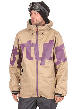 THIRTYTWO THIRTYTWO Lowdown Jacket 2012 khaki (S) Khaki/Beige