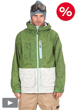 THIRTYTWO THIRTYTWO Merc Jacket 2012 green (S) Green
