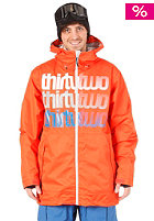 THIRTYTWO THIRTYTWO Shakedown Jacket orange