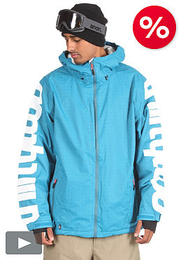 THIRTYTWO THIRTYTWO Shiloh 2.0 Shell Jacket 2012 pacific blue (S) Blue