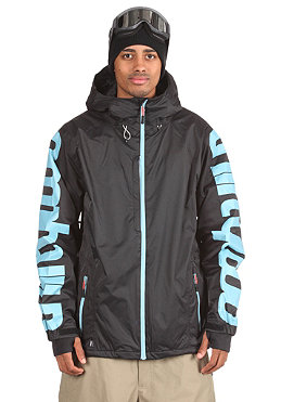 THIRTYTWO THIRTYTWO Shiloh 2.0 Shell Jacket 2012 black (S) Black