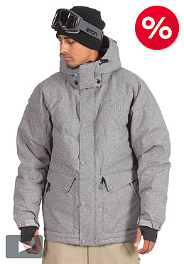 THIRTYTWO THIRTYTWO Stover Jacket 2012 grey/heather (S) Grey