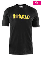 THIRTYTWO Triple Double S/S T-Shirt black