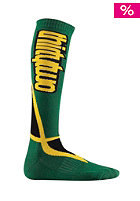 THIRTYTWO United Nations Socks green/gold
