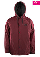 THIRTYTWO Venice Snow Jacket burgundy