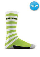 THIRTYTWO Womens Cedar Rock Socks lime