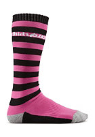 THIRTYTWO Womens Cedar Rock Socks pink