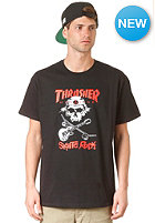 THRASHER Sk8 Rock S/S T-Shirt black