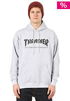 THRASHER Skate Mag Hooded Sweat greymottled