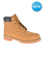 TIMBERLAND Kids Classsic Premium Waterproof Boot 6 inch wheat nubuck