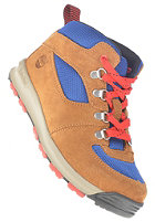 TIMBERLAND Kids GT Scramble L/F Mid Boot tan with blue
