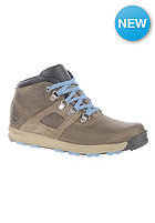 TIMBERLAND Kids GT Scramble Mid Lthr WP brown with blue