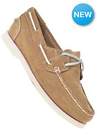 TIMBERLAND Womens Classic Boat Unlined tan