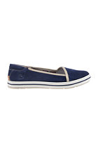TIMBERLAND Womens Earthkeepers Casco Bay Lth navy suede with rubber rand
