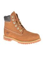 Womens Premium Boot 6 inch rust nubuck