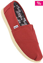 TOMS KIDS/ Classic red