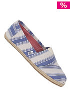 TOMS Stripe Seasonal Classic navy