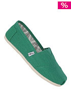 TOMS Womens Earthwise Seasonal Classic green