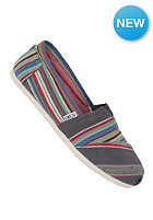 TOMS Womens Stripe Seasonal Classic denim