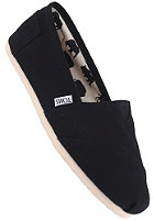 TOMS Womens Uni Classic Canvas black