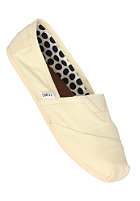 TOMS Womens Uni Classic Canvas natural