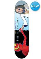 TOY MACHINE Deck Bury the Hatchet 8.00 lightblue/black
