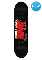 TOY MACHINE Deck Devil Cat Fiberprine 7.625 one colour
