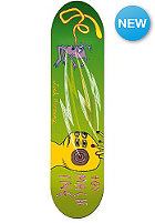 TOY MACHINE Deck Harmony Zapped green 7.875 one colour