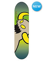 TOY MACHINE Deck Vice Monster Fade 8.00 yellow/green