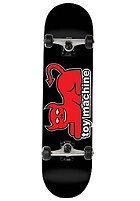 TOY MACHINE Devil Cat Skateboard 7.375