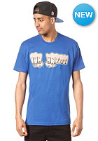 TOY MACHINE Fists S/S T-Shirt royalblue