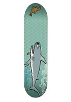 TOY MACHINE Harmony Shark Deck lightblue
