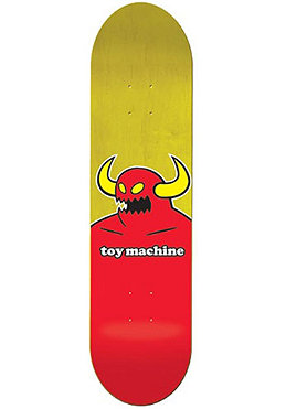 TOY MACHINE Monster Mini Deck 7.375