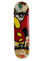 TOY MACHINE Monster Tye Dye Complete Skateboard