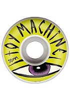 TOY MACHINE Wheels Sect Eye 100a 50mm